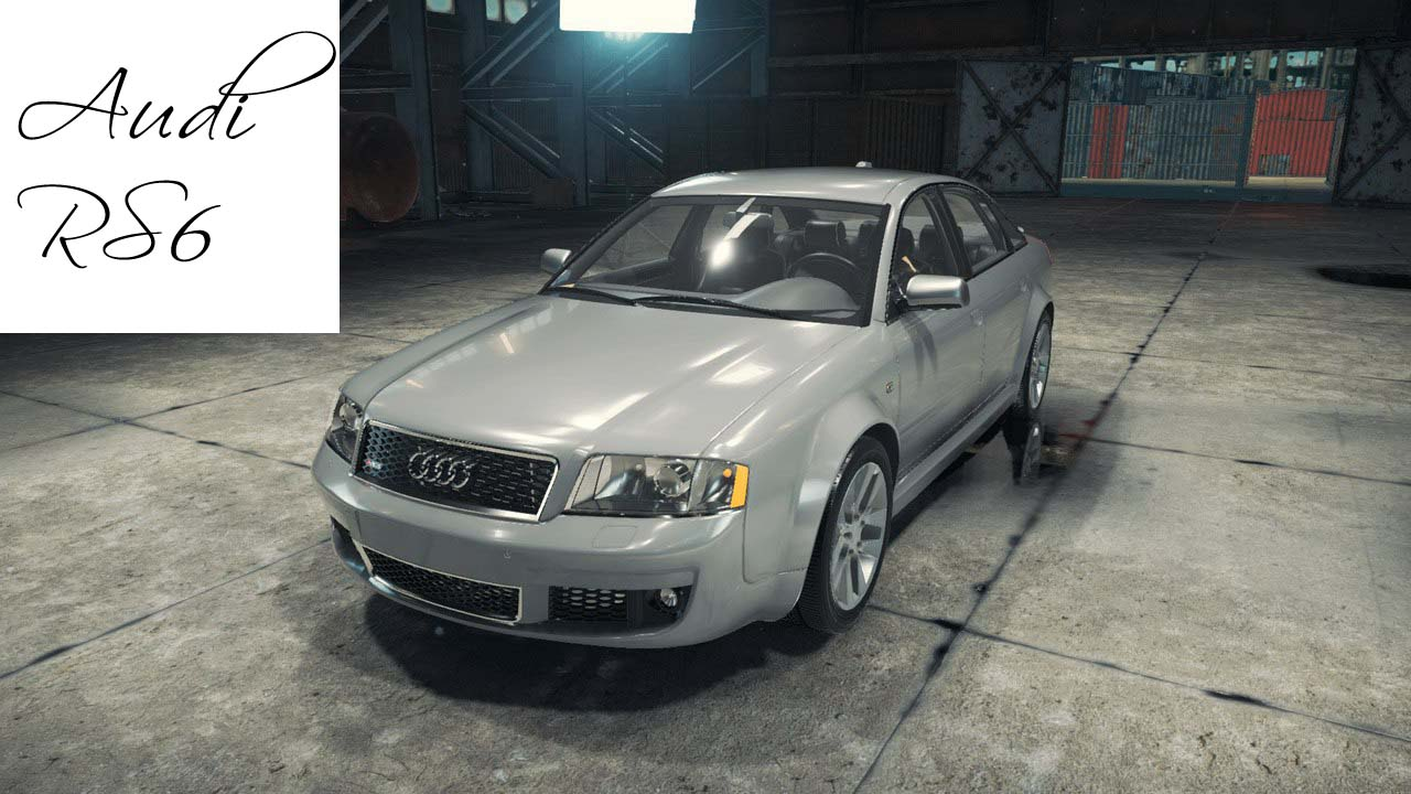 Audi Rs6 Car Mechanic Simulator 2018 Mods