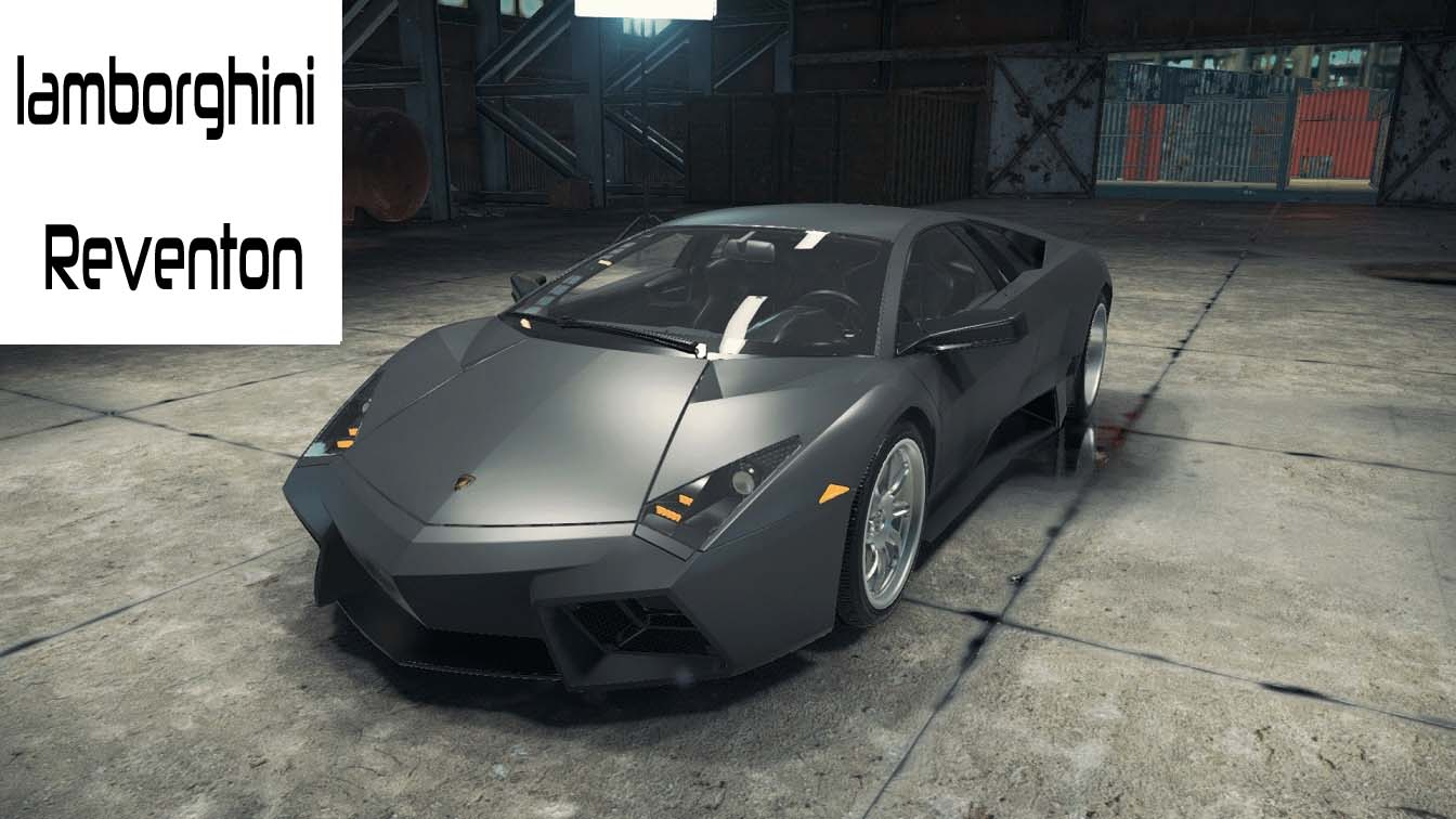 Lamborghini Reventon Car Mechanic Simulator 2018 Mods