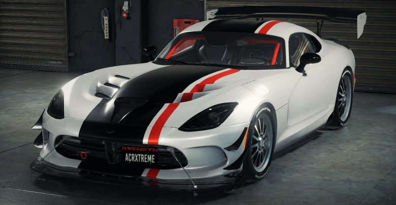 2013 Dodge Viper Car Mechanic Simulator 2018 Mods
