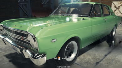 Ford-Falcon-XR-GT-1967-Mod-for-Car-Mechanic-Simulator-2018