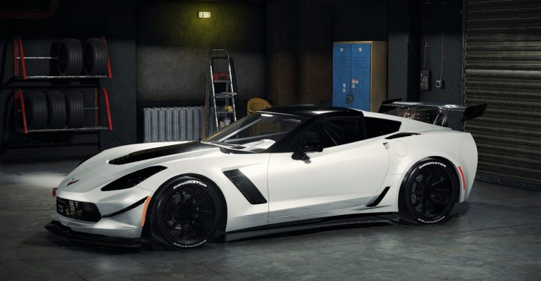 Corvette-C7-Z06-Mod-for-Car-Mechanic-Simulator-2018