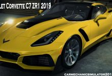Chevrolet Corvette C7 ZR1 2019